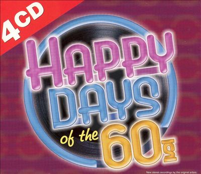 Happy Days of the 60s [4-CD]