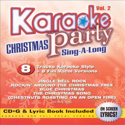 Karaoke Party! Christmas Sing-A-Long, Vol. 2