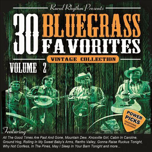 30 Bluegrass Favorites, Pt. 2