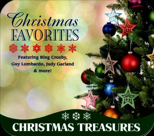 Christmas Favorites: Christmas Treasures