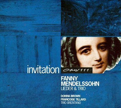 Mendelssohn: Lieder & Trio