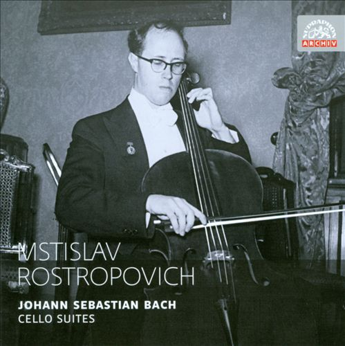 Johann Sebastian Bach: Cello Suites