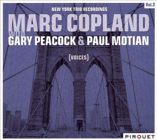 New York Trio Recordings, Vol. 2: Voices