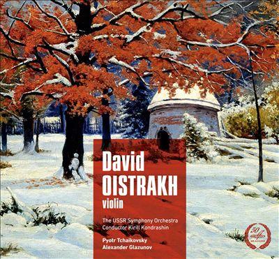 David Oistrakh, Violin