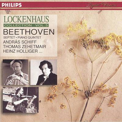 Beethoven: Septet; Piano Quintet