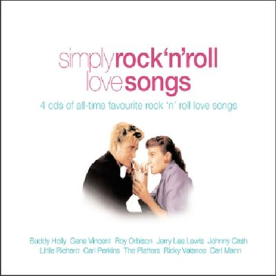 Simply Rock 'n' Roll Love Songs