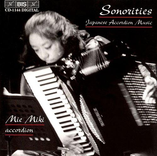 Sonorities, Japanese Accordion Music