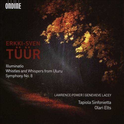 Erkki-Sven Tüür: Illuminatio; Whistles and Whispers from Uluru; Symphony No. 8