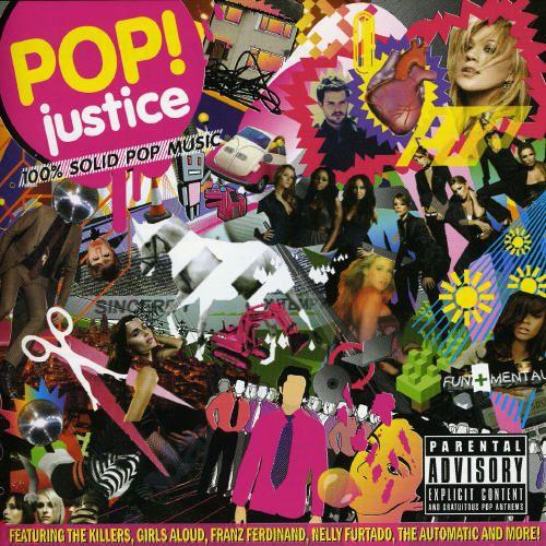 Popjustice: 100% Solid Pop Music