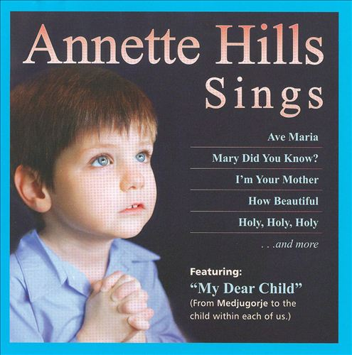 Annette Hills Sings