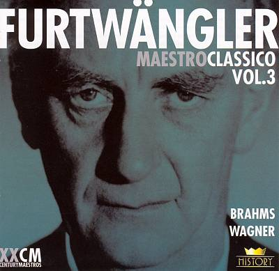 Furtwängler: Maestro Classico, Vol. 3, Disc 3