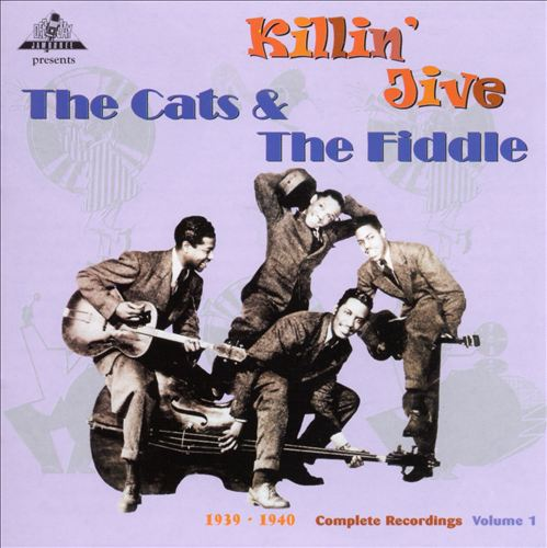 Killin' Jive: Complete Recordings, Vol. 1 (1939-1940)