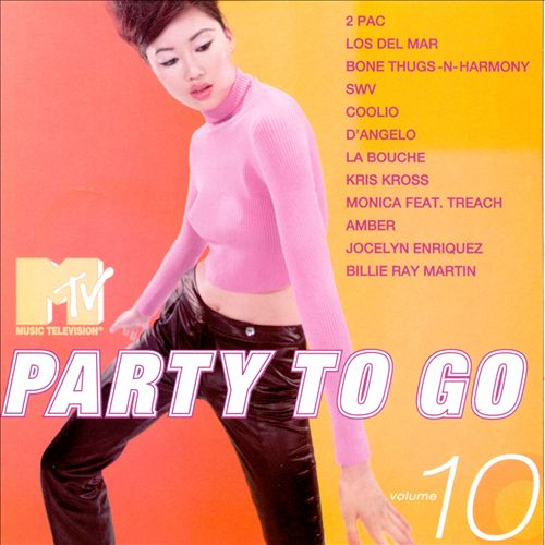 MTV Party to Go, Vol. 10