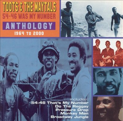 54-46 Was My Number: Anthology, 1964-2000