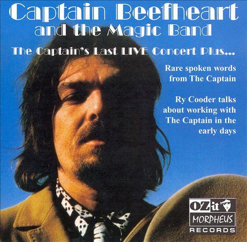 Captain's Last Live Concert