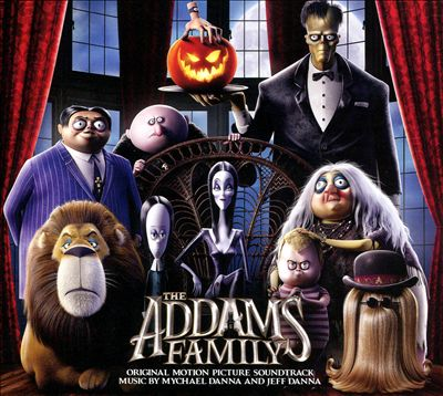 The Addams Family [Original Motion Picture Soundtrack]