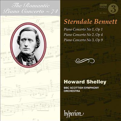 The Romantic Piano Concerto, Vol. 74: Sterndale Bennett