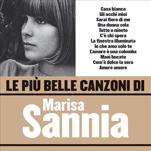 Le Più Belle Canzoni di Marisa Sannia