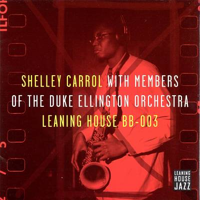 With Members of the Duke Ellington Orchestra