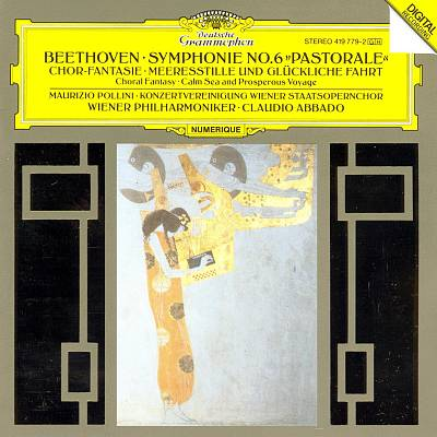 Beethoven: Symphony No. 6; Fantasia