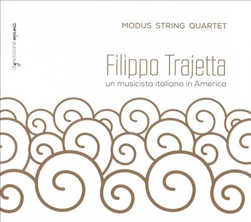 Filippo Trajetta: Un Musicista Italiano in America