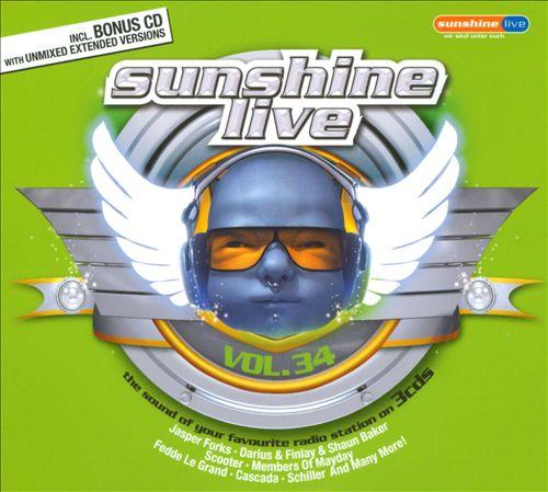 Sunshine Live, Vol. 34