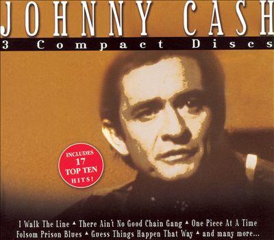 Johnny Cash [Direct Source Box Set]