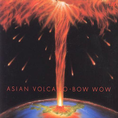 Asian Volcano