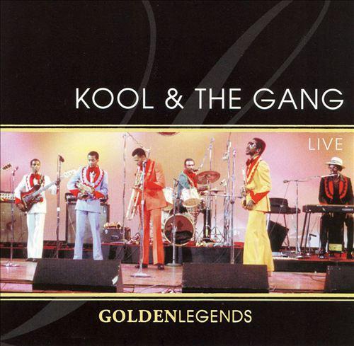 Golden Legends: Kool and the Gang Live