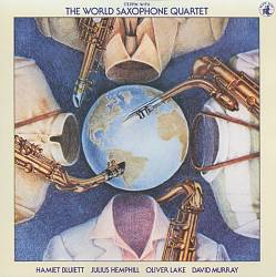 Steppin' with the World Saxophone Quartet