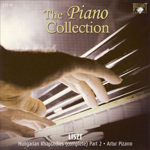 The Piano Collection, CD 18