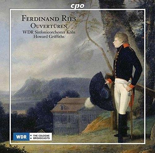 Ferdinand Ries: Overtures