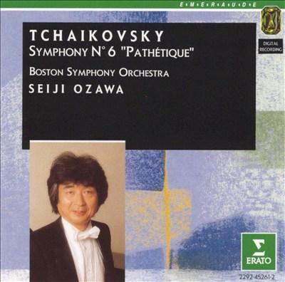 """Tchaikovsky: Symphony No. 6 """"Pathétique"""""""