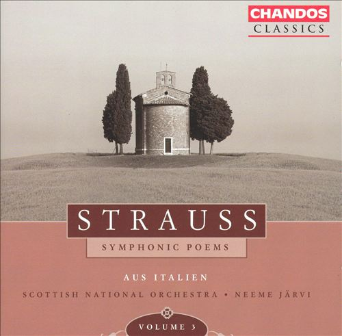 Strauss: Aus Italien; Metamorphosen