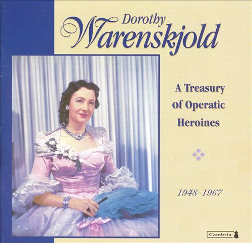 A Treasury of Operatic Heroines, 1948-1967
