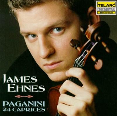Paganini: 24 Caprices [1995 Recording]