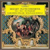 Mozart: Flute Concertos No. 1, No. 2, Flute & Harp
