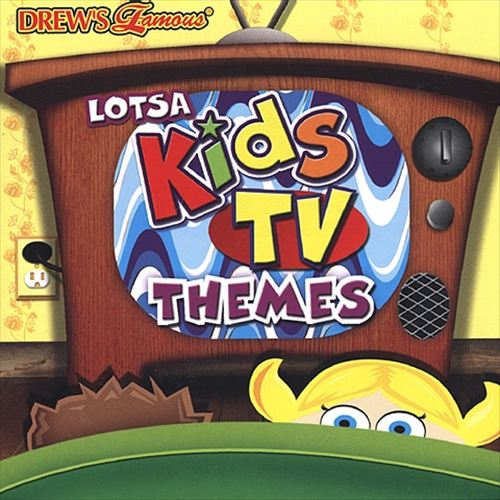 Drew's Famous Kids TV Themes