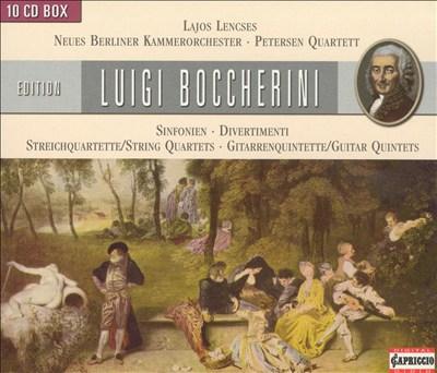 Edition Luigi Boccherini