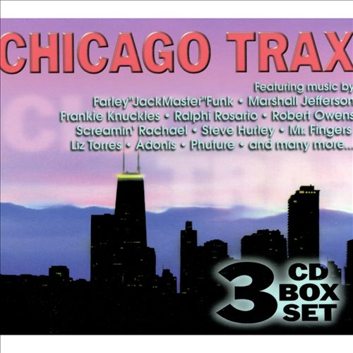 Chicago Trax: Ultimate House Collection