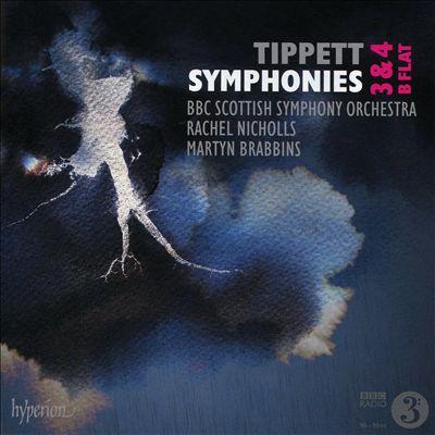 Tippett: Symphonies 3 & 4, B flat