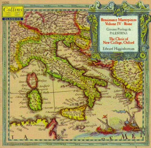 Palestrina: Renaissance masterpieces, Vol. 4