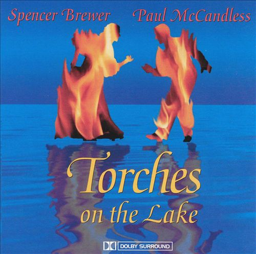 Torches on the Lake