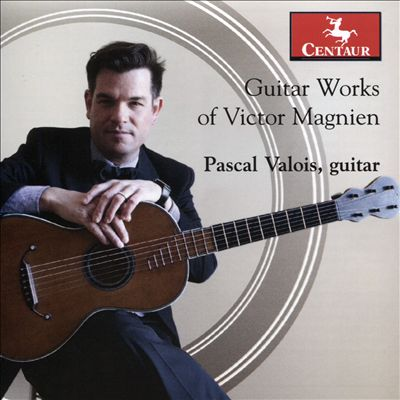 Guitar Works of Victor Magnen