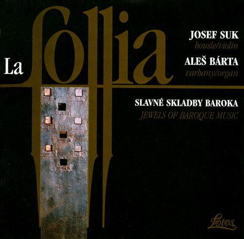 La follia, Jewels of Baroque Music