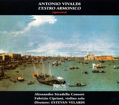 Concerto for 4 violins, cello, strings & continuo in F major, RV 567, Op. 3/7 (