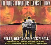 Black Flower Bus Leaves