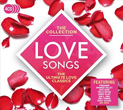 Love Songs: The Collection [2017]
