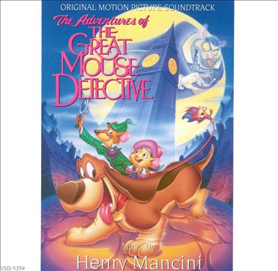 The Adventures of the Great Mouse Detective [Original Soundtrack]