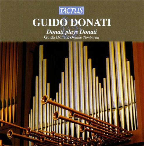Donati Plays Donati